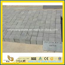 10*10cm Natural Andesite Paving Stone for Garden Paving