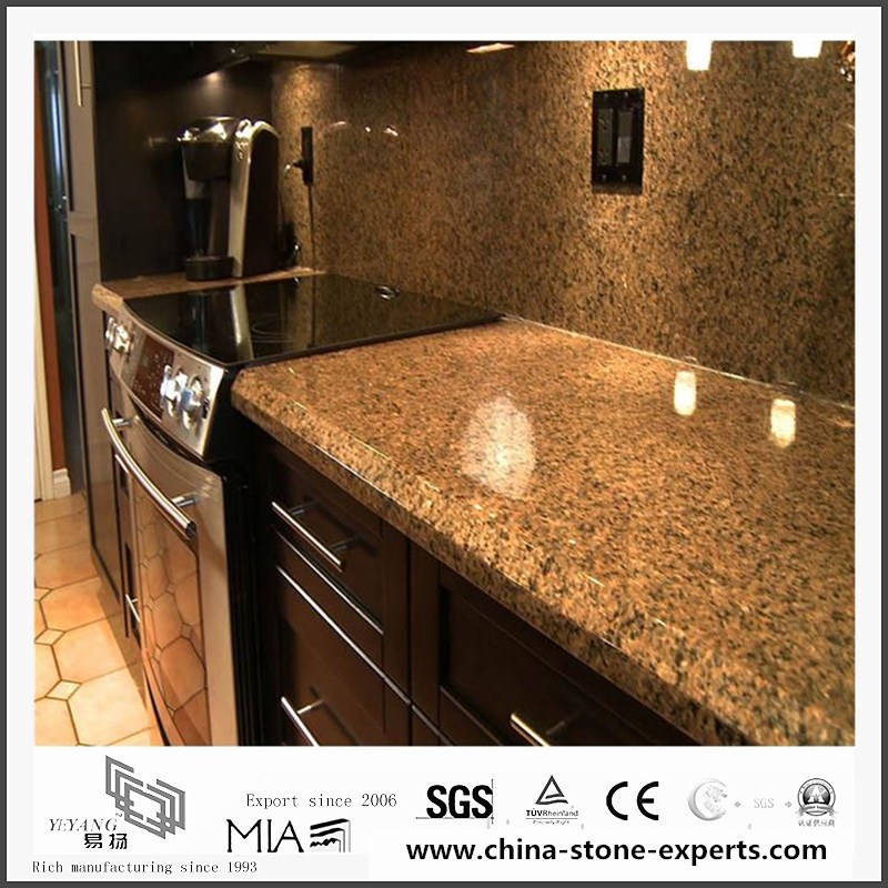 How to choose your Granite Countertops for Kitchen and Bathroom ?