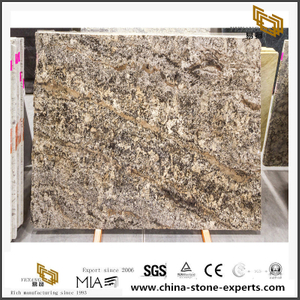 Quality Bianco Antico Yellow Granite Tiles Sale