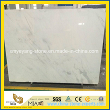 Natural Castro White Marble Building Stone for Floor / Wall Decoration