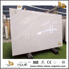 White Marble Polaris White Marble Big Slabs Hot Sale