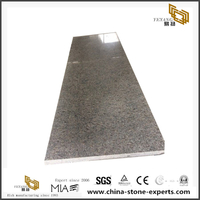 Polished G650 Granite Small Tiles For Outdoor