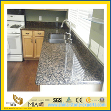 Polished Tiger Skin Red Granite Countertop for Kitchen/Bathroom (YQC)