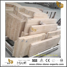 Rome Beige Sandstone Small Tiles for Floor And Outdoor Wall Project