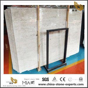 Discount Beige Marble Milano Light Grey Marble Slab