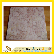 Rosa Crema Marble Tile for Flooring Decoration