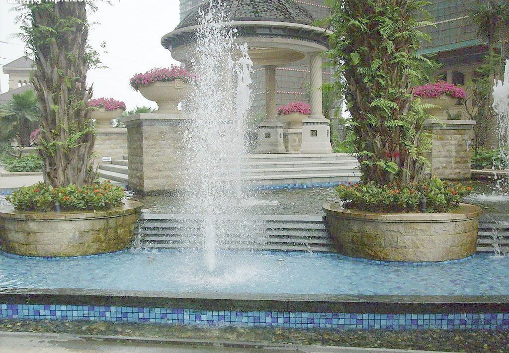 water stone fountain 06