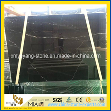 Chinese Black Marquina / Negro Marquina Marble Slab