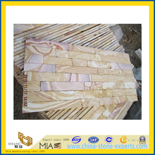 Multicolor Sandstone Cultural Stone for Wall Cladding (YQA-S1022)