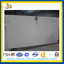 Crystal White Quartz Stone Slab for Kitchen Countertop (YYAZ)