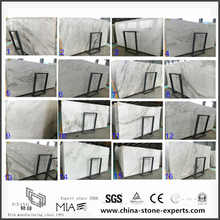 Nice Arabescato Venato White Marble for Bathroom Decoration (YQW-MSA051401)YQW-MSA0624001 Lan)