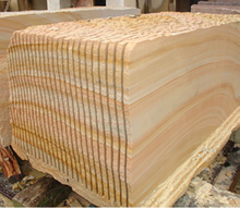Landscape Sandstone Slabs for Wall Cladding, Flooring (YQG-CS1002)