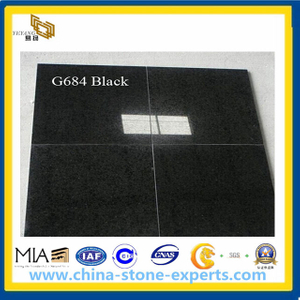 Absolutely G684 Black Basalt Tiles / Slabs (YQA)