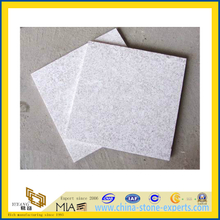 China Pearl White Crystal Granite Flooring Tile