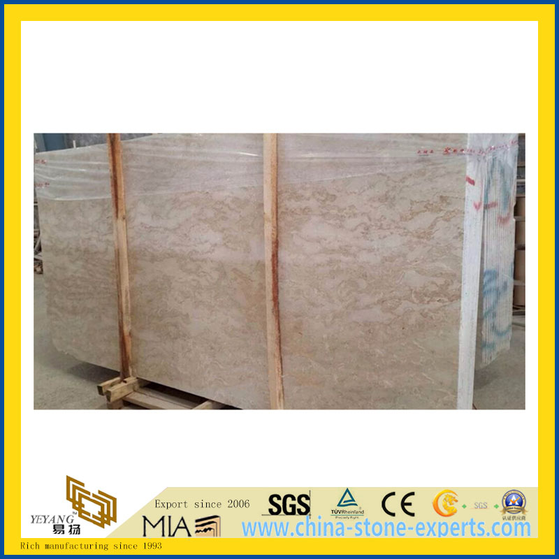 Natural Polished Crystal Oman Marble Tile for Wall/Flooring (YQC)