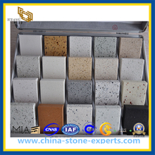 Mixed Color of Stone Quartz for Kitchen Decoration