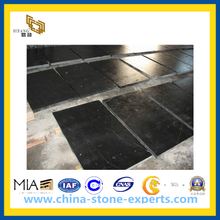 Chinese Nero Marquina Marble Tile for Flooring, Walling, Decoration(YQC)