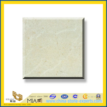 Crema Marfil Marble Slabs for Wall and Flooring(YQC)