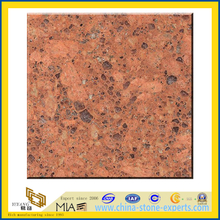 Polished Guangze Red Granite Slabs for Countertops (YQZ-G1037)