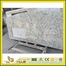 Giallo Ornamentale Granite Stone Island Tops for Kitchen (YYT)