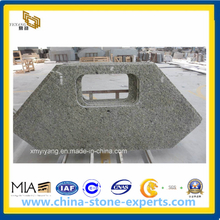 Sesame Gold Granite Slab for Kitchen, Countertop, Bathroom (YYL)