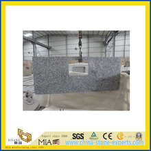 G439 White Granite Countertops for Kitchen/Bathroom