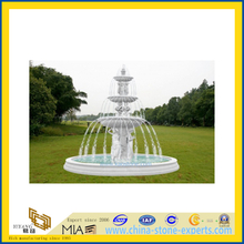 Marble Fountain & Garden Water Fountain(YQG-LS1041)