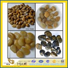 Pebble Stone, Yellow River Pebble, Polished Pebble Stone (YYL)