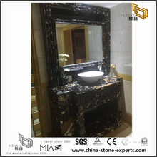 Marble Stone Background for Bathroom Design (YQW-MB081505)