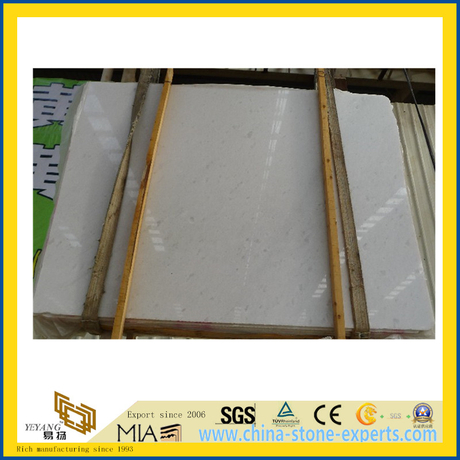 Vietnam Crystal White Marble Slab for Flooring Decoration