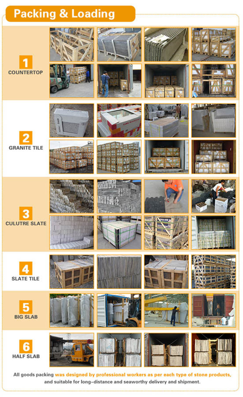 packing-loading -yeyang stone factory