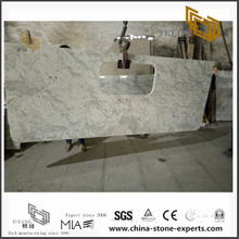 Andromeda White Granite countertops for Kitchen& Bathroom Design (YQW-GC071401)