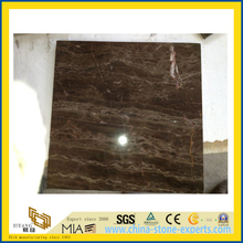 Coffee Marble Tile for Flooring Decoration