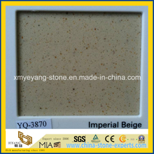 Imperiale Beige Caesarstone Quartz for Kitchen Design