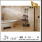 Luxury New Cappuccino Marble Slabs for Bathroom Decoration(YQN-092901)