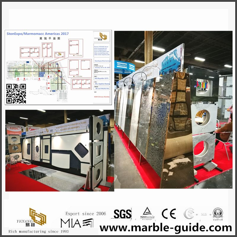 We Are Here Now——Welcome To Visite Us At Stone expo Booth# 3371!