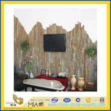 Natural Interior and Exterior Slate Culture/Ledge Stone (YQA-S1033)