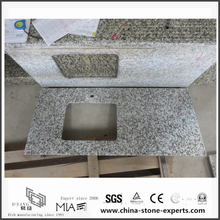Top Luna Pearl White Granite Countertops for Kitchen/Bathroom (YQW-GC0524026)