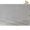 Calacatta white natural marble exporters quality natural stone wholesale