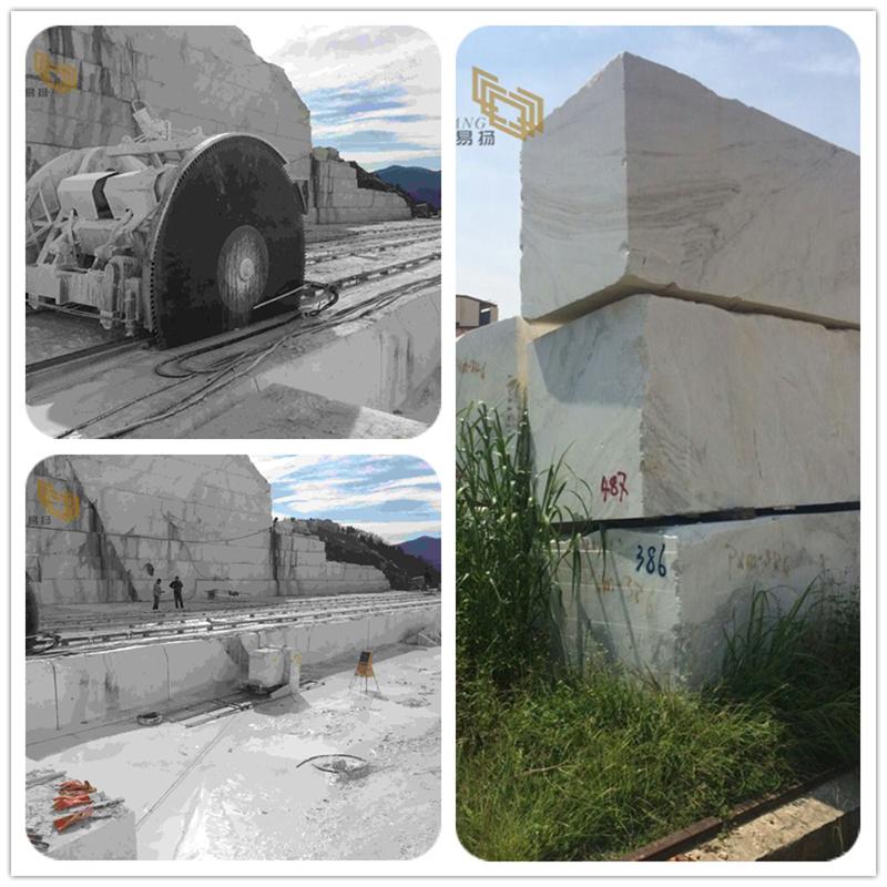 006 castro white marble quarry