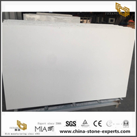 Prefab Kitchen Countertops White Quartz Price (Super White)