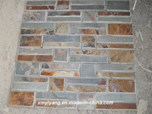 Culture Ledge Slate Stone for Walling Tile (YY-Stack Stone)