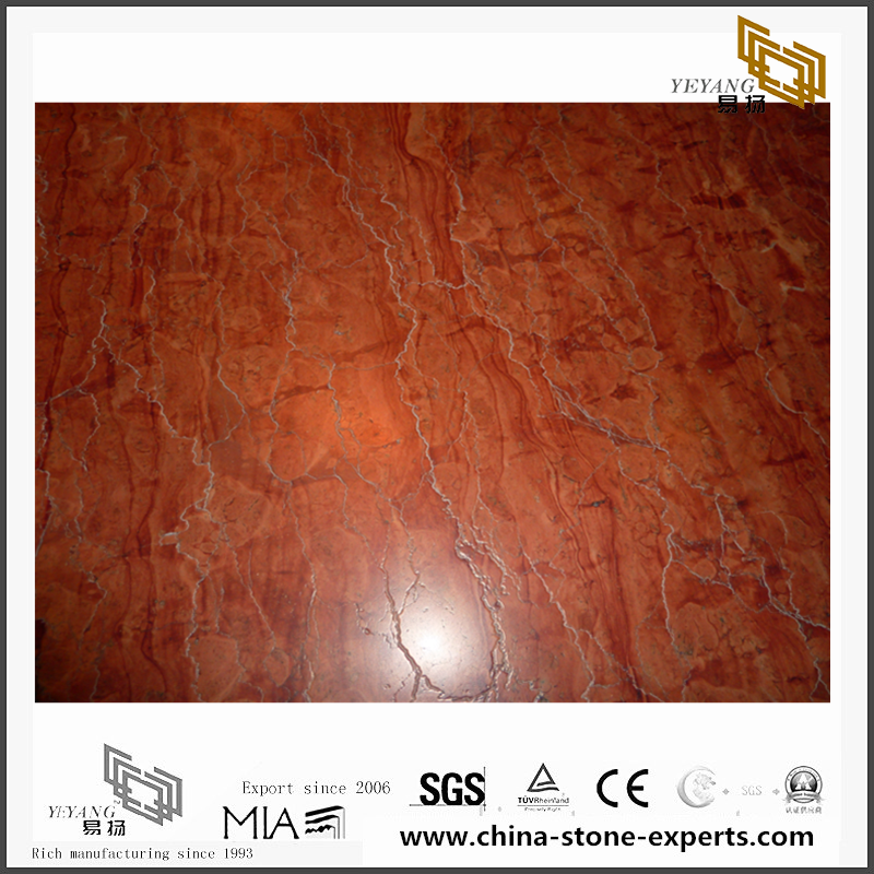 Discount Rosso Verona Marbles for sale(YQN-100605)