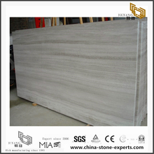 White Wooden Vein Marble/ Grey Wooden Gain Marble for walls/floor(YQN-092303)