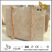 Custom Cappuccino Marble for Wall Backgrounds & Floor Tiles (YQN-092902)