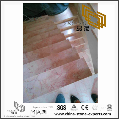 Rose Cream Marble for interior design (YQN-092808)