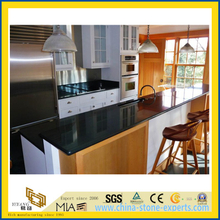 Absoutely Black Granite Countertops for Kitchen,Bathroom (YQW-GC1002)