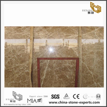 Emperador Light Marble used for living room/kitchen floor tile(YQN-092102)