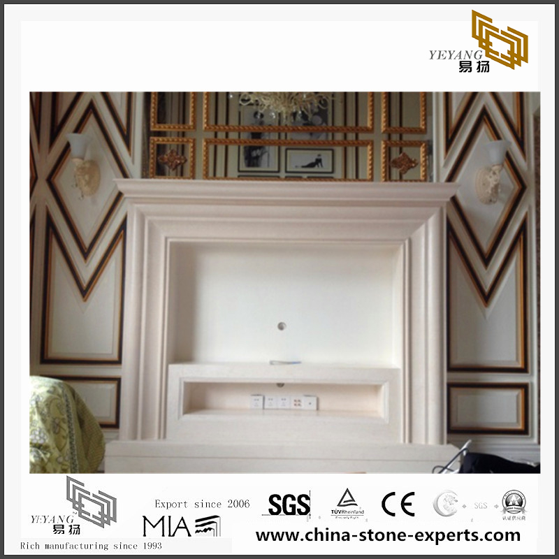 White Iimestone Marble for walls/floor(YQN-092208)