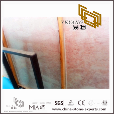 Beautiful Rose Cream Marble Stone for Wall Backgrounds & Floor Tiles(YQN-092807)